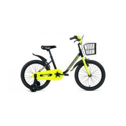 """Детский велосипед Forward Barrio 18 (2020) Зеленый 18"""""""