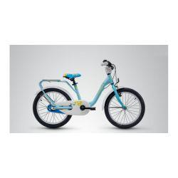 """Детский велосипед Scool niXe 18, 3 alloy (2019) Розовый 18"""""""