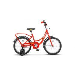 """Детский велосипед Stels Flyte 18"""" Z011 (2018) Красный 18"""""""