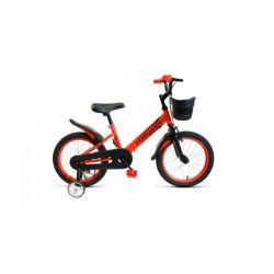 """Детский велосипед Forward Nitro (2019) Оранжево-белый 16"""""""