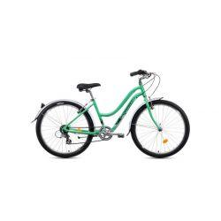 """Женский велосипед Format 7733 (2019) Зеленый 16"""""""