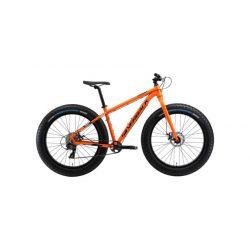 """Горный велосипед Silverback Stride Fatty (2019) Оранжево-черный 15"""""""
