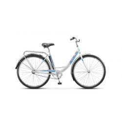 """Комфортный велосипед Stels Navigator 345 Z010 (2018) Коричневый 20"""""""