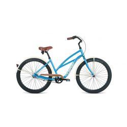 """Женский велосипед Format 5522 (2019) Голубо-белый 17"""""""