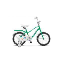 "Детский велосипед Stels Wind 14"" Z010 (2018) Зеленый 14"""