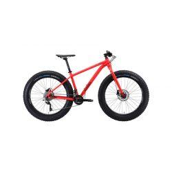 """Горный велосипед Silverback Scoop Fatty (2019) Серо-салатовый 17"""""""