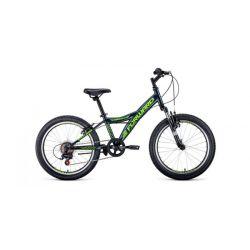 """Детский велосипед Forward Dakota 20 2.0 (2020) Серо-желтый 20"""""""