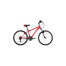 """Подростковый велосипед Stinger Caiman 24 (2018) Зеленый 12.5"""""""