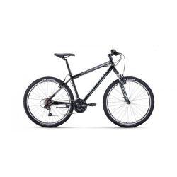 """Горный велосипед Forward Sporting 27,5 1.0 (2020) Черно-серый 15"""""""