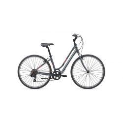 """Женский велосипед Giant Flourish 4 (2020) Серый 18"""""""
