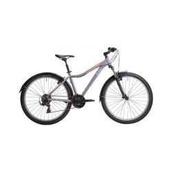 """Женский велосипед Giant Bliss Comfort 2 (2020) Фиолетовый 18.5"""""""