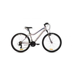 """Женский велосипед Stels Miss 5000 V V040 (2018) Фиолетовый 15"""""""