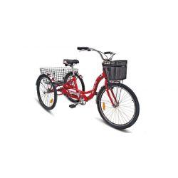 Комфортный велосипед Stels Energy I V030 (2018) Серо-черный