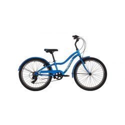 """Подростковый велосипед Dewolf Sand 24 (2019) Синий 24"""""""