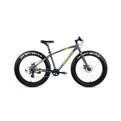 """Горный велосипед Forward Bizon (2018) Серый 16"""""""