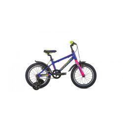 """Детский велосипед Format Kids 16 (2020) Фиолетовый 16"""""""
