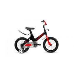 """Детский велосипед Forward Cosmo 14 (2020) Черно-красный 14"""""""