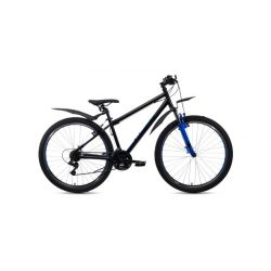 "Горный велосипед Forward Sporting 27,5 1.0 (2019) Серый 15"""