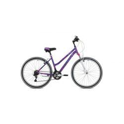 """Женский велосипед Stinger Latina 26 (2018) Синий 15"""""""