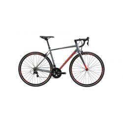 Шоссейный велосипед Silverback Strela Elite (2019) Серо-черный 56 см