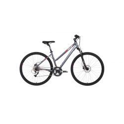 """Женский велосипед Kellys CLEA 90 (2018) Черно-бирюзовый 19"""""""