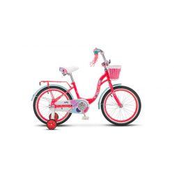 """Детский велосипед Stels Jolly 18"""" V010 (2019) Фиолетово-зеленый 18"""""""