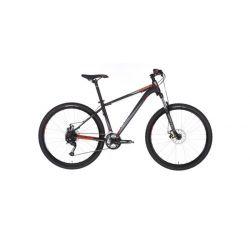 """Горный велосипед Kellys SPIDER 10 27.5"""" (2018) Черно-серо-красный 14.5"""""""