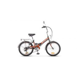 """Складной велосипед Stels Pilot 350 Z011 (2018) Фиолетовый 20"""""""