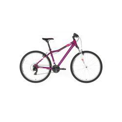 """Женский велосипед Kellys VANITY 10 26"""" (2018) Фиолетовый 15"""""""