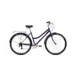 """Женский велосипед Forward Talica 28 2.0 (2020) Темно-синий 19"""""""