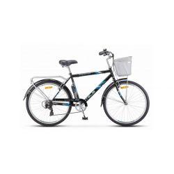 """Комфортный велосипед Stels Navigator 250 Gent 26 Z010 (2018) Серый 19"""""""