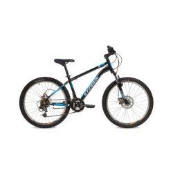 """Подростковый велосипед Stinger Caiman D 24"""" (2020) Черный 14"""""""