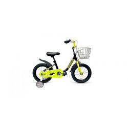 """Детский велосипед Forward Barrio 16 (2020) Черный 16"""""""