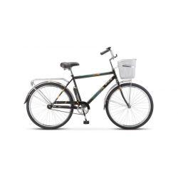 """Комфортный велосипед Stels Navigator 200 Gent Z010 (2020) Черный 19"""""""