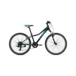 """Подростковый велосипед Giant Enchant 2 24 (2019) Черно-сине-зеленый 24"""""""
