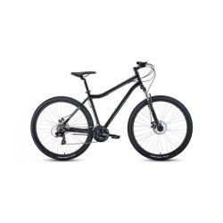 """Горный велосипед Forward Sporting 29 2.0 Disc (2020) Черный 19"""""""
