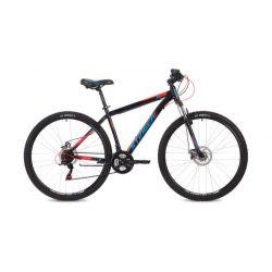 """Горный велосипед Stinger Caiman D 26"""" (2020) Черный 16"""""""