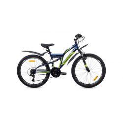 """Подростковый велосипед Forward Raptor 24 (2019) Черный 24"""""""