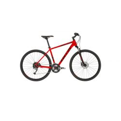 Городской велосипед Kellys Phanatic 10 red