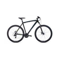 """Горный велосипед Forward Next 29 2.0 Disc (2020) Черный 21"""""""