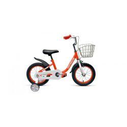 """Детский велосипед Forward Barrio 16 (2019) Черный 16"""""""
