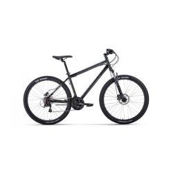 """Горный велосипед Forward Sporting 27,5 3.0 Disc (2020) Черный 19"""""""