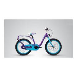 Детский велосипед Scool NiXe Street 18 3-S (2019)