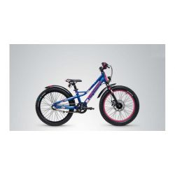 Детский велосипед Scool FaXe 203-S (2019)