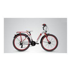 Детский велосипед Scool CHIX ALLOY 24 21-S (2018)