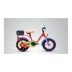 Детский велосипед Scool Nixe Chalk 12 1-S (2019)