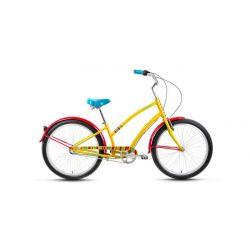 Женский велосипед Forward Surf Lady 2.0 (2018)