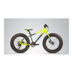 Детский велосипед Scool XTFAT 20 9-S (2018)