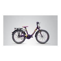 Детский велосипед Scool Emoji Wave3-S (2019)