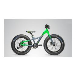 Детский велосипед Scool XXFAT 20 9-S (2018)